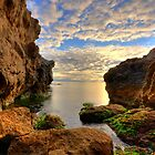 Mount Martha Pillars 001 by Michael Sanders