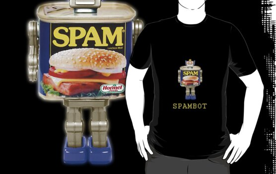 SpamBot by Vuce