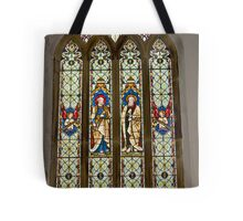 Window #1 East Witton Church Tote Bag