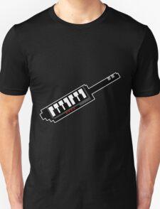 8Bit Keytar Pixels Unisex T-Shirt