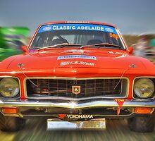 Racing Tangerine LJ XU-1 Torana by Clintpix