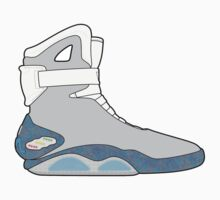 Nike Air Mag by gaeldesmarais
