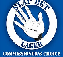 Slap Bet Lager by Shnoodle