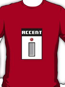 8Bit TB-303 Accent Pixel T-Shirt