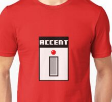 8Bit TB-303 Accent Pixel Unisex T-Shirt