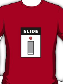 8Bit TB-303 Slide Pixel T-Shirt