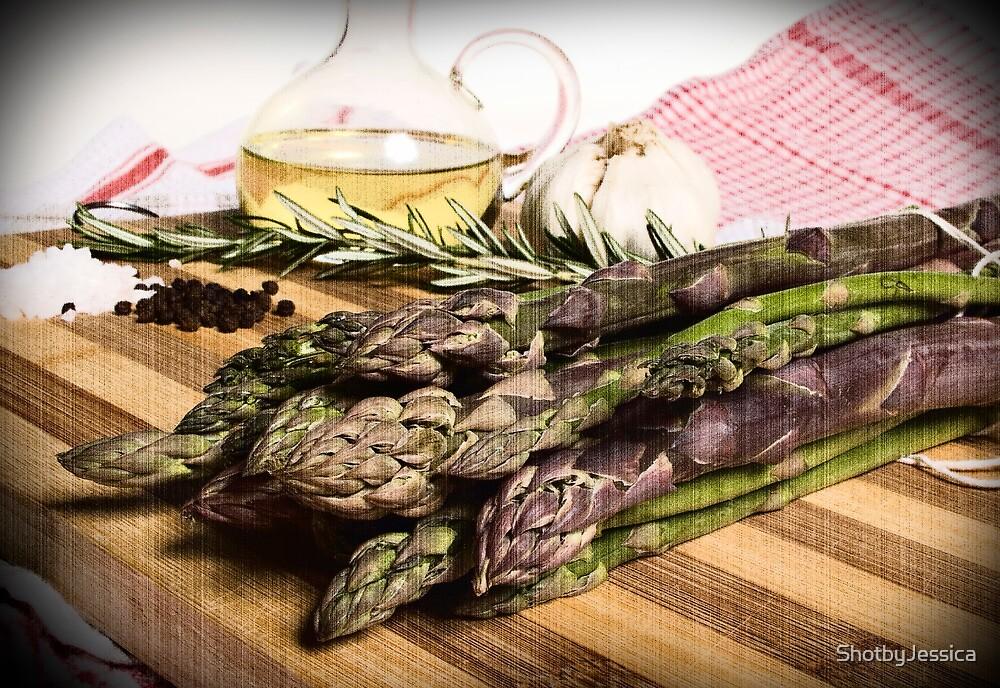 Asparagus Love by ShotbyJessica