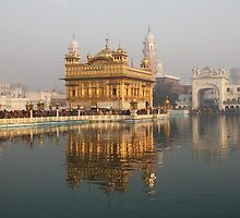 Golden Temple, Amritsar, India by RIYAZ POCKETWALA