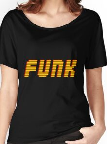 Funk 70s Style Women's Relaxed Fit T-Shirt