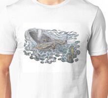 The Scotia had been struck Unisex T-Shirt