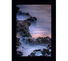 Bathing in the Dusk Light... Photographic Print