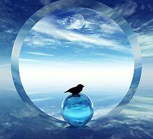 Portal To Peace by Ostar-Digital