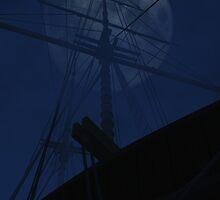 Ghost Ship by Ostar-Digital