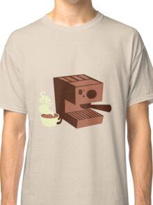 Italian coffee machine! espresso Classic T-Shirt