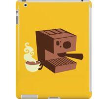 Italian coffee machine! espresso iPad Case/Skin