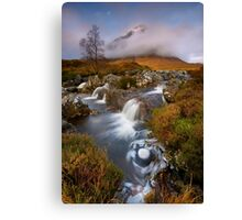 The Misty Mountain Canvas Print