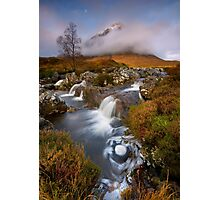 The Misty Mountain Photographic Print