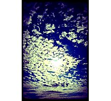 Lomo Sky Photographic Print