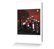 Underground Railroad Greeting Card