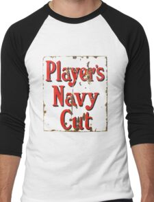 Retro sign Men's Baseball ¾ T-Shirt
