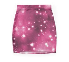 Cosmic Connection, Galaxy, Space, Nebula, Stars, Planet, Universe,  Mini Skirt