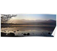 Loch Morlich - Morning light Poster