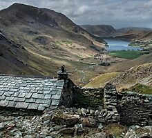 Old Quarry hut - Buttermere by eddiej