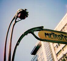 metro by gbrosseau