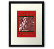 Christmas From Florida ~ Part Two Framed Print