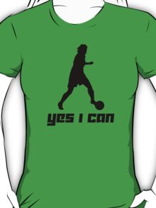Yes I can 2 T-Shirt