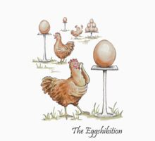 The Eggshibition by LisaPope