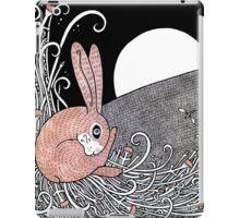 Full Moon Hare iPad Case/Skin
