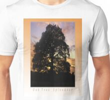 oak tree splendour Unisex T-Shirt