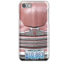 1946 Ford Pinkie  iPhone Case/Skin