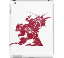 KEFKA FROM FINAL FANTASY VI iPad Case/Skin