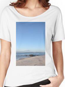 Templestowe Beach, Tasmania Women's Relaxed Fit T-Shirt