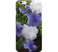 Mr. and Mrs. Iris iPhone Case/Skin