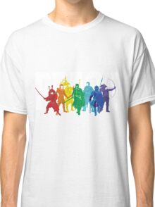 Guardians of Peace (Rainbow) Classic T-Shirt