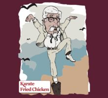 Karate Fried Chicken by Kirk Shelton