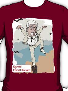 Karate Fried Chicken T-Shirt