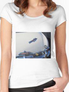 Hudson Hornet Women's Fitted Scoop T-Shirt