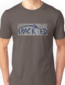 Cracked As Wack Unisex T-Shirt