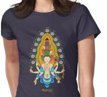 11 Heads of Avalokiteshvala Womens Fitted T-Shirt