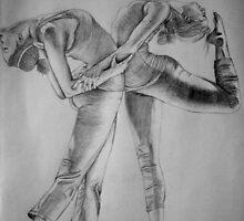 Yoga Girls by ripinamberlost