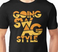 GOING SWAG STYLE Unisex T-Shirt