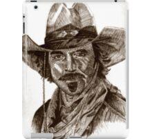 Tom Selleck iPad Case/Skin