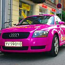 Hot!! Pink !!!!! by bygeorge