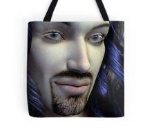 Portrait of The Eldest Tote Bag