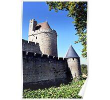 Carcassonne, La Cite  Poster