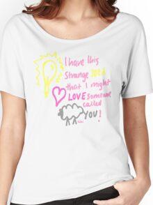 Strange Idea Women's Relaxed Fit T-Shirt